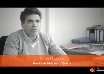 Interview Benoit Khouane