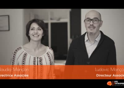 Interview Claudia et Ludovic Mançon